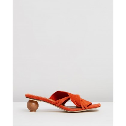 Gathered Slides Orange by Jaggar The Label