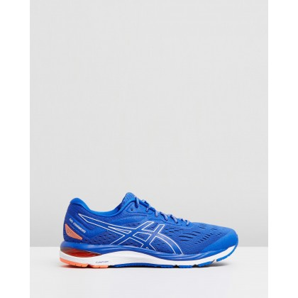GEL-Cumulus 20 - Men's Imperial & Silver by Asics