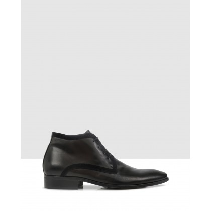 Gennaro Ankle Boots Black by Brando