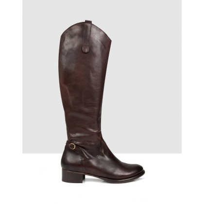 Genny High Boots Whisky by Sempre Di