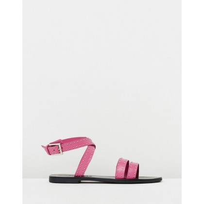 Gia Sandals Flamingo by Sol Sana