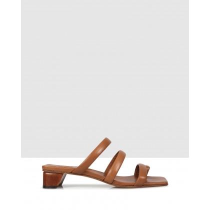 Gigi Sandals Cuero by Beau Coops