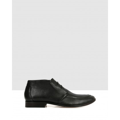 Gilmore Dress Shoes Black by Brando