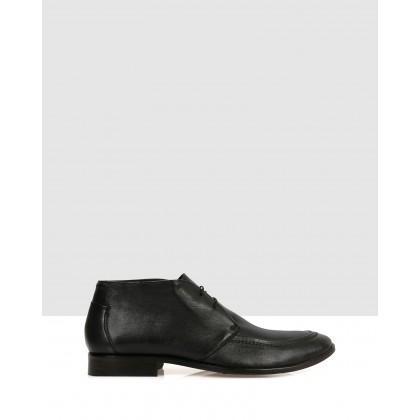 Gilmore Dress Shoes Black by Brando
