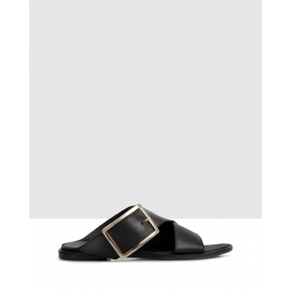 Gisella Sandals Black by S By Sempre Di
