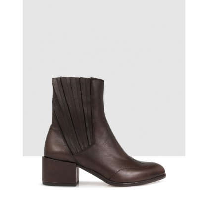 Gladstow Ankle Boots T.Moro by Beau Coops