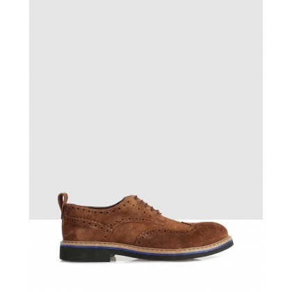 Goro Lace Ups Brown by Brando