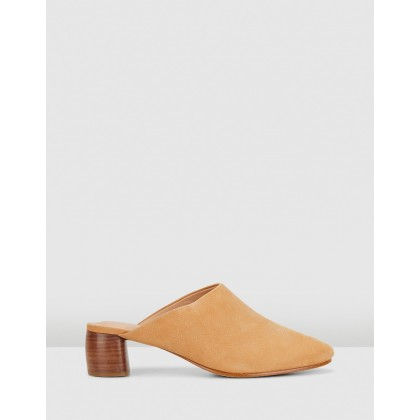 Grace Blush Light Tan Nubuck by Clarks