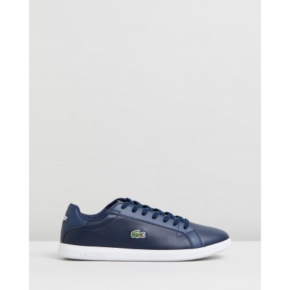 Graduate - Men's Navy & White by Lacoste