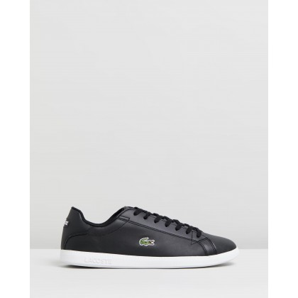 Graduate - Men's Black & White by Lacoste