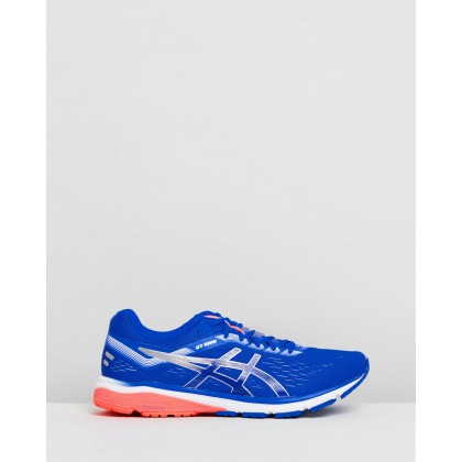 GT-1000 7 - Men's Illusion Blue & Silver by Asics
