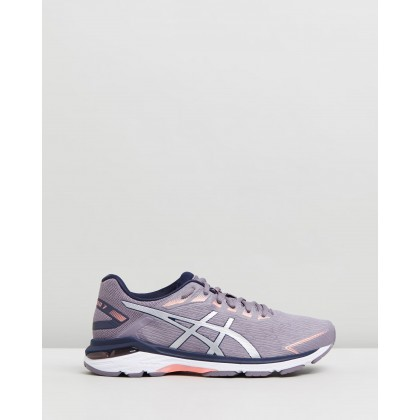 GT-2000 7 Twist - Women's Lavender Grey & Silver by Asics
