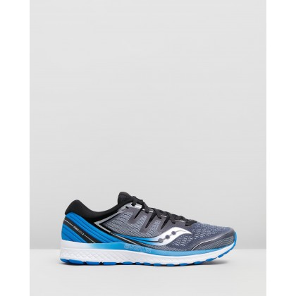 Guide ISO 2 - Men's Slate & Blue by Saucony