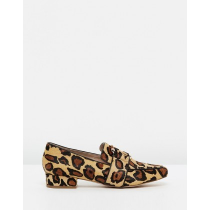 Hanna Loafers Leopard by Nude
