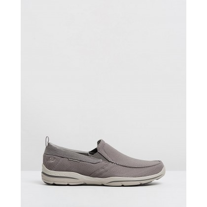 Harper - Walton - Men's Khaki by Skechers