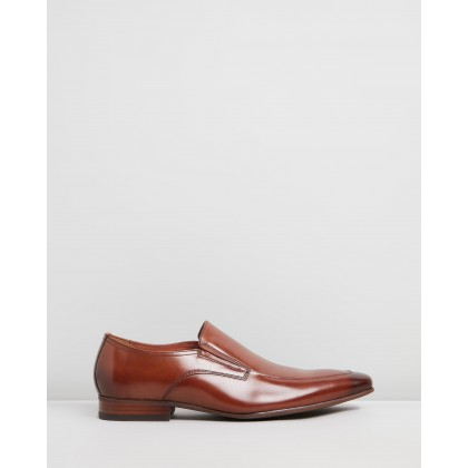 Harrow Brown Polished by Florsheim