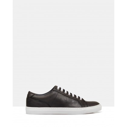 Hatfield Leather Sneakers Chumbo by Brando