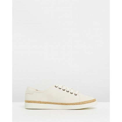Hattie Sneakers Ivory by Vionic