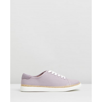 Hattie Sneakers Mauve by Vionic