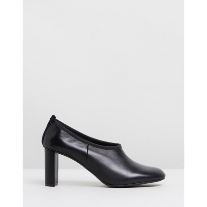 Heeled Pumps Black by Joseph