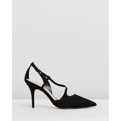 Hendabeth Black Nubuck by Aldo