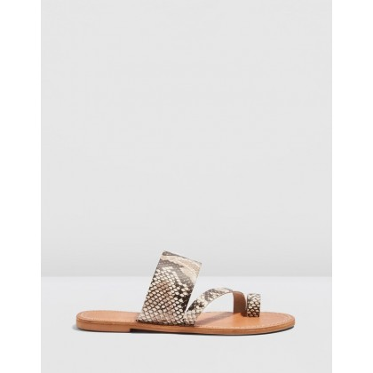 Honey Sandals Natural by Topshop