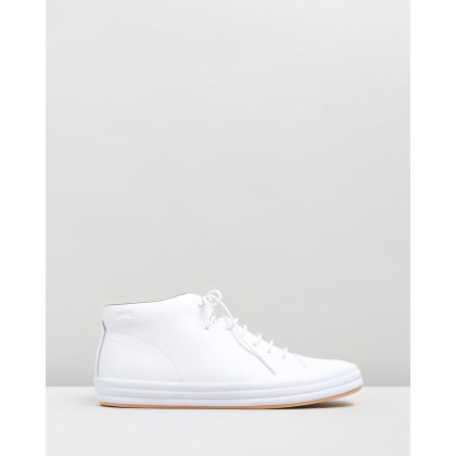 Hoops White by Camper