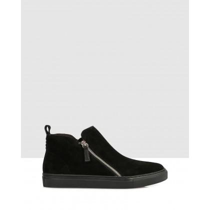 Hurson Sneakers Black by Brando