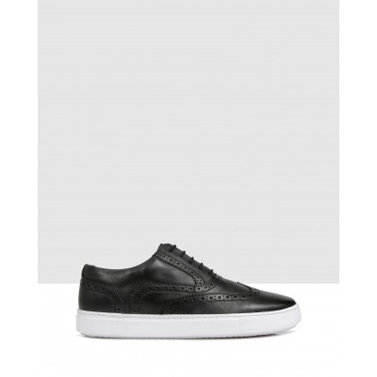 Hurst Sneakers Black by Brando