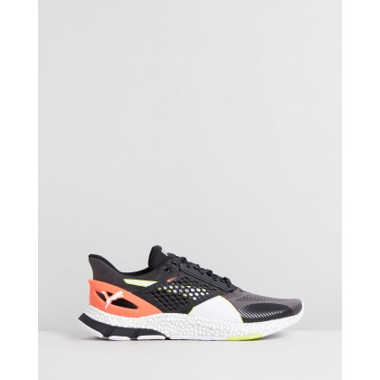 Hybrid Astro - Men's Castlerock, Puma Black & Energy Red by Puma