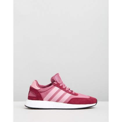 I-5923 - Women's Red & Pink by Adidas Originals
