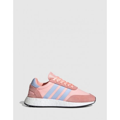 I-5923 - Women's Clear Orange, Periwinkle & Core Black by Adidas Originals