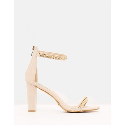 ICONIC EXCLUSIVE - Gala Blush Suede by Billini