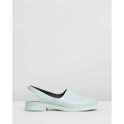 Iman Light Pastel Green by Camper