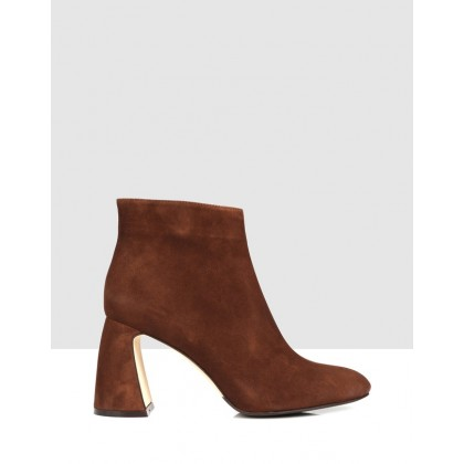 Imelda Ankle Boots New Taba by Sempre Di