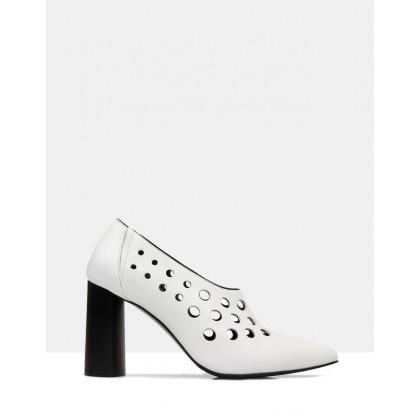 Imiza Heels white by Sempre Di