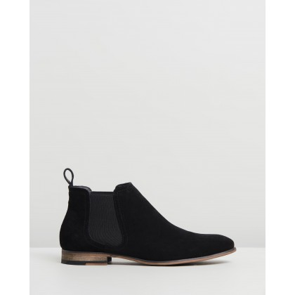 Impact Boots Black by Office