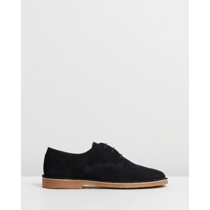 Inferno Black Suede by Office