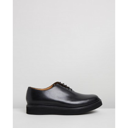 Irving Black by Grenson
