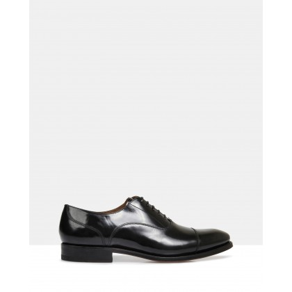 Iver Good Year Welted Oxford Black by Brando