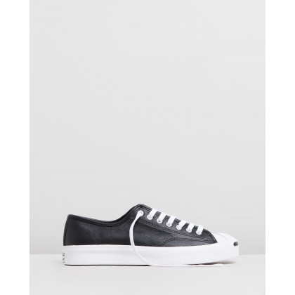 Jack Purcell Sneakers - Unisex Black & White by Converse