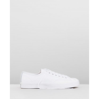 Jack Purcell Sneakers - Unisex White by Converse
