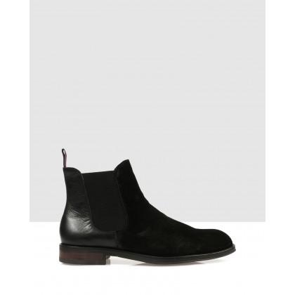 Jackman Boots Black by Brando
