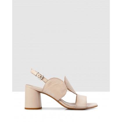 Jaclin Block Heels Peonia by Sempre Di