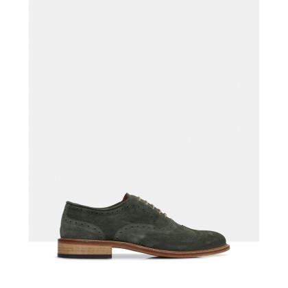 Jacob Suede Brogues Bottiglia by Brando