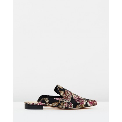 Jada Black Brocade by Nude