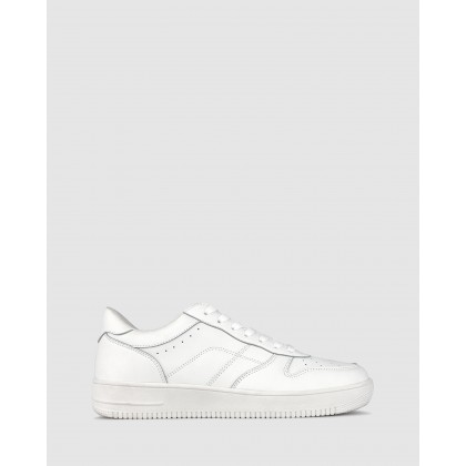 Jagger Lifestyle Sneakers White by Betts