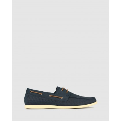 Jake Boat Shoes Navy by Betts
