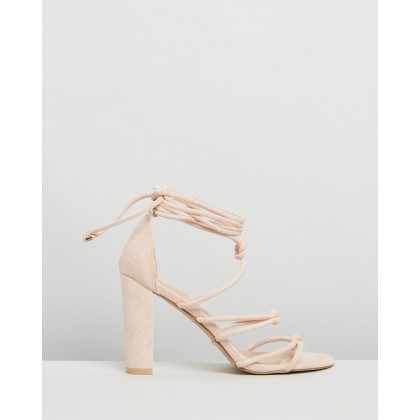 Jamari Blush Suede by Billini