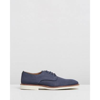Jason Canvas Derby Navy by Staple Superior